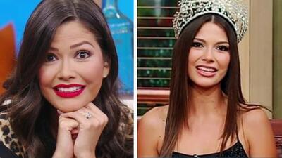 Ana Patricia recordó su primera visita a Despierta América tras ganar Nuestra Belleza Latina 2010 👑