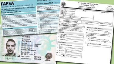 Cómo debe un estudiante rellenar el formulario FAFSA para conseguir ayuda financiera