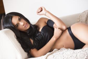 Yuli Sossa, la atlética muestra de cómo usar el deporte como arma de seducción
