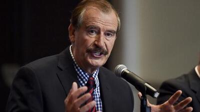 Vicente Fox hace declaraciones polémicas sobre 43 estudiantes desparecidos