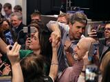 Beto O'Rourke recauda $6,1 millones en un día