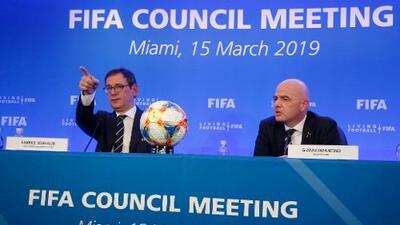 Análisis | Infantino: entregar el Mundial a las selecciones 90 y 158 del ranking FIFA