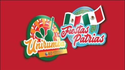 Celebra las Fiestas Patrias en UniRumba2018