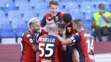 Por positivos de COVID-19 en el Genova aplazan su partido con Torino