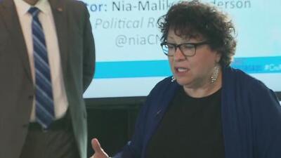 Nueva Jersey establece un fondo de becas en honor a la magistrada Sonia Sotomayor