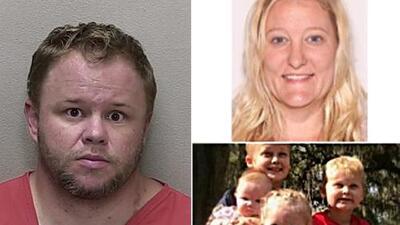 Ahogó y estranguló a sus cuatro hijos después de matar a su esposa, aseguran las autoridades