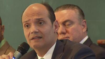 Ramfis Domínguez-Trujillo niega los rumores sobre el rechazo de su candidatura a la presidencia de República Dominicana