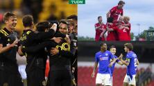¡Listos los cruces de Cuartos de Final de la Concacaf Champions League!