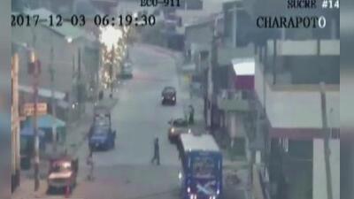 Sismo en Ecuador de 6.0 grados la madrugada de este domingo alertó a la población