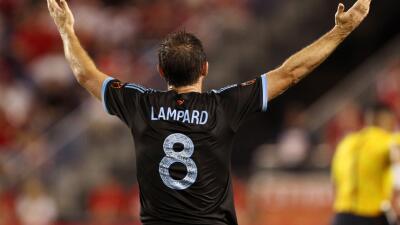 """Frank Lampard cuestionable para el debut: """"Lo analizamos día a día"""", dijo Patrick Vieira"""