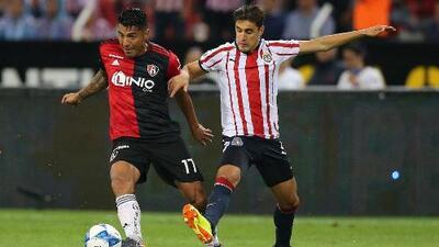 Comparativa entre los rendimientos de Chivas y Atlas en el Clausura 2019