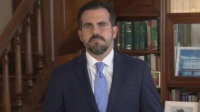 Rosselló anuncia que renuncia a su partido y no buscará la reelección, pero no deja su cargo