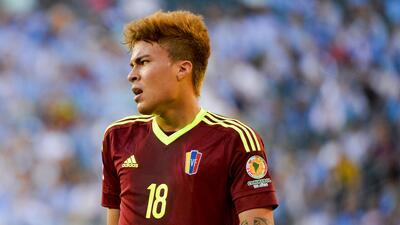 Watford cede al venezolano Adalberto Peñaranda al Udinese