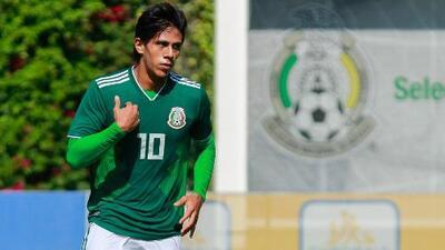 JJ Macías viaja a Polonia para jugar el Mundial Sub-20