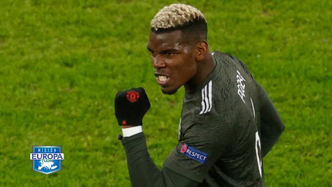 Raiola quiere sacar a Pogba del United, pero Solskjaer responde