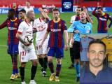 ¡No definen! Marc Crosas analiza las fallas del Barça ante Sevilla