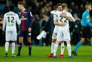 PSG queda eliminado de la Copa de la Liga a manos del Guingamp en Cuartos de Final