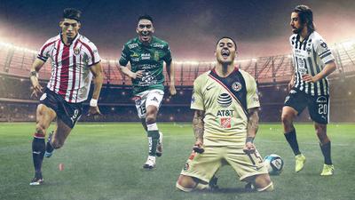 Balón de Oro 2019 de la Liga BBVA MX