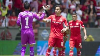 Atlante y Toluca se ven las caras en la vuelta de las llaves en la Copa MX