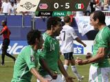Futbol Retro   México goleó a Estados Unidos en la Final de la Copa Oro
