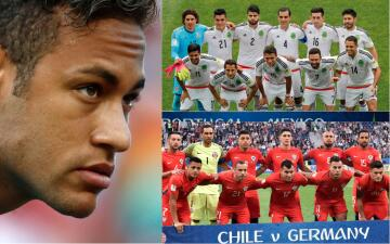 El Tri y otras grandes selecciones con menos valor que el fichaje de Neymar
