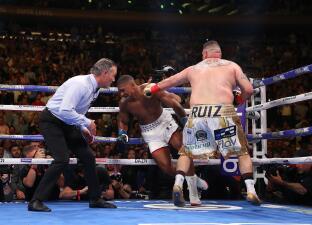 Así es Diriyah, el destino de la próxima pelea para Andy Ruiz Jr
