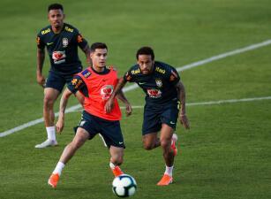 ¡Alarma en Brasil! Esto fue lo que pasó con Neymar tras el entrenamiento de la 'Canarinha'