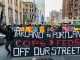 En Oakland temen que Trump envíe tropas federales después de los últimos disturbios