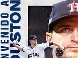 Los Houston Astros y Jake Odorizzi firman un acuerdo por dos años