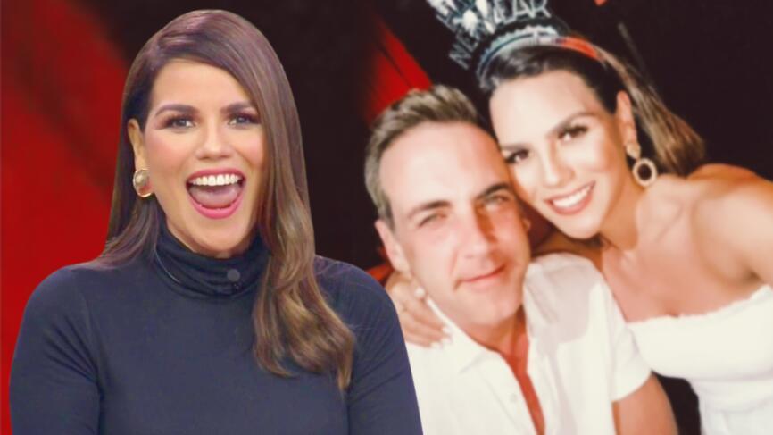 """""""Tengo varios meses de ser la señora Ponce"""": Karina Banda revela que se casó en secreto con Carlos Ponce"""