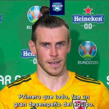Gareth Bale: penalti fallado, dos asistencias y victoria de Gales