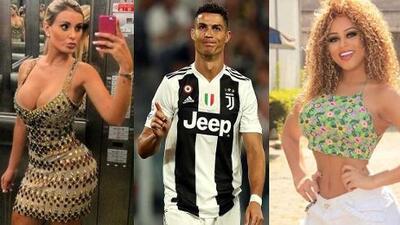 Cristiano Ronaldo y el par de encuentros con ex 'Miss Bum Bum' que terminaron en amenazas