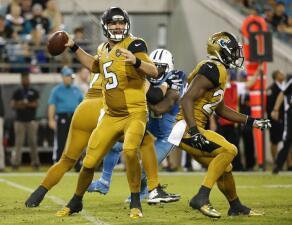 Las mejores imágenes del Tennessee Titans - Jacksonville Jaguars