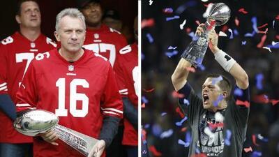 No, Tom Brady no es el mejor quarterback de la historia