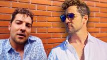 """""""Te echaremos de menos"""": David Bisbal llora la muerte del amigo con el que cantaba flamenco"""