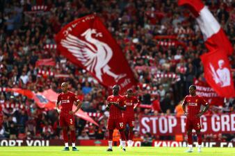 En fotos: Liverpool derrota en casa 3-1 a Newcastle y mantienen el invicto