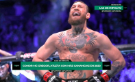 McGregor desbanca a Canelo de la lista de Forbes