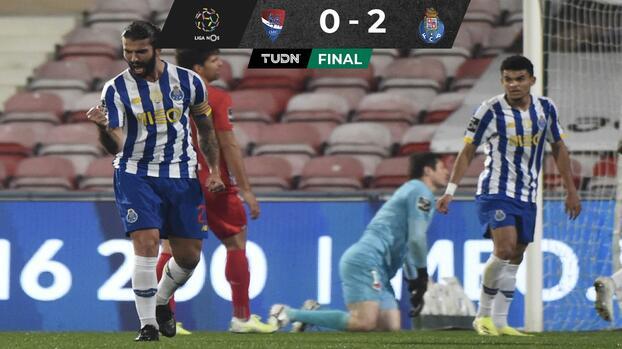 Jesús 'Tecatito' Corona enciende las alarmas en la victoria del Porto