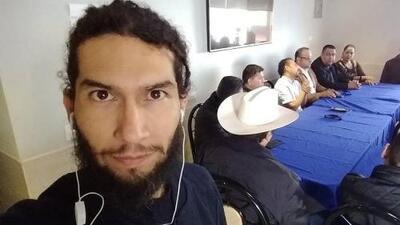 Hallan cuerpo de periodista desaparecido en México
