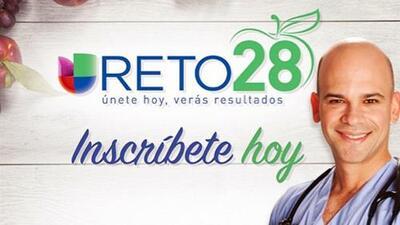 """""""Reto 28"""", su nueva alternativa para mejorar su salud"""