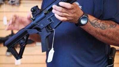 El gobierno da el primer paso para prohibir los 'bump stocks' usados en la masacre de Las Vegas