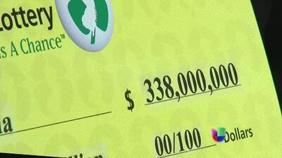 Hoy se juega el Powerball, se están sorteando $360 millones
