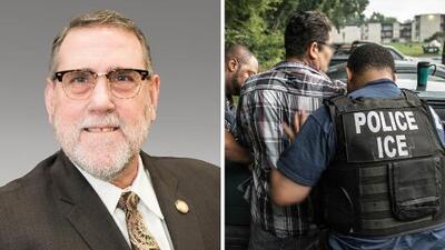 Legislador de Georgia urge a autoridades de Gwinnett que finalicen colaboración con ICE