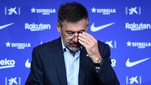 Barçagate: Es detenido Bartomeu, expresidente del Barcelona