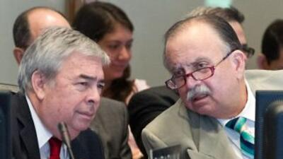 Panamá despide a Guillermo Cochez como embajador en la OEA