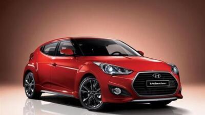 Hyundai actualizó al Veloster Turbo