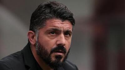 Gennaro Gattuso es cesado como DT del Milan y renuncia a más de 5 mdd que le correspondían