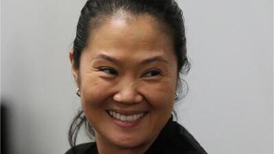 Ordenan la liberación inmediata de la líder opositora peruana Keiko Fujimori