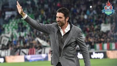 Buffon, muy cerca de volver al equipo de sus amores