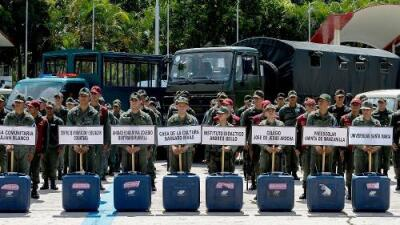 18 millones de venezolanos convocados a elecciones regionales, en medio de una severa crisis y tras recientes protestas